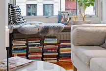 Window Seat / Reading Corner