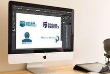 Identité visuelle - Communication / Logo - Charte graphique - Papeterie