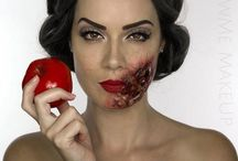 Makeup special effects