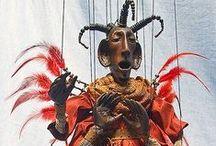 Such wondrous puppets.