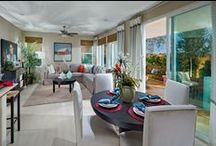 Great Rooms from McCaffrey Homes