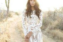 ❁ Boho ❃ Bohemian ♥ Hippie ☮ Gypsy Style / instagram.com/loquetedigalarubia/
