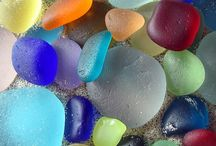 Sea Glass / Tells a story .....