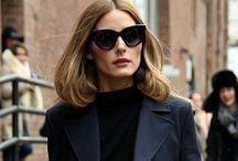 Olivia Palermo: always glamorous and chic