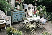 Garden / Nice ideas and hints for gardens