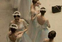 Ballet / Balleriinoja ja tutuja