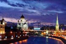 Where to go - Куда пойти / Walking across Moscow- Прогулки по Москве