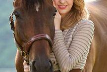 Horses / Horses and Portraits