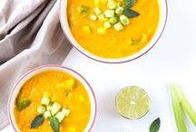 Food: Soup / Leckere und gesunde Suppengerichte Delicious soup recipes