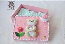 Boxes, small boxes - Коробки, коробочки / For presents and home little things- Для подарков и домашних мелочей