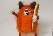 Toys - Игрушки / Dolls, bears, cats and other - Куклы, мишки, котики и другие
