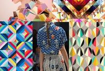TREND SPRING/SUMMER 2018 / fashion // spring 2017 // trend // colour // print // pattern // design // inspiration // womenswear