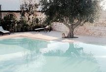 SWIMMING POOLS / home // trend // architecture // design // inspiration // swimming pools