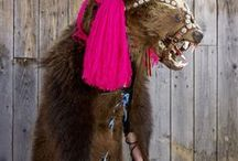 C O S T U M E / costume // indigenous // world // culture // travel // masks // tribes // tribal