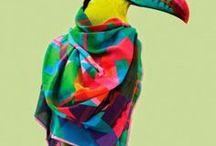 TEEN GIRL TROPICANA / teen // tween // fashion // girls // junior girls // style // trend // color // pattern // print // design