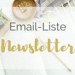 Email-Liste & Newsletter