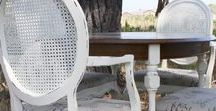 Rattan Chairs / Rattan Chairs in various styles & colours. Create your own www.hiddenmill.com