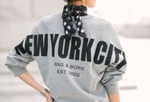 NEW YORK CITY GIRL / instagram.com/loquetedigalarubia/