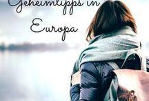 Travel: Europe / Reisen im wunderschönen Europa