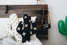 Pillows and interior