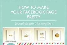 Social Media Tips / Tips for stepping up your social media game.