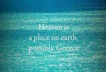 Greece... gods' residence