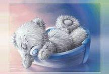 Tatty Teddy <3 / by Amy Graver