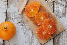 ORANGE / Orange food