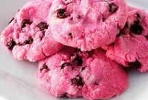 PINK / Pink food