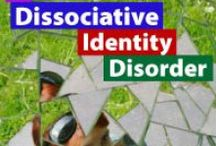 DID (Dissociative Identity Disorder)  / DID Was formally known as MPD. It is a coping mechanism employed by a child in severe trauma.  / by Amy Graver