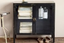 Styling vignettes / Little vignettes. String these together through your home and ... Wow! You're a stylist!