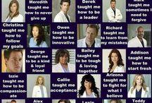McQuotEs.. / Grey's Anatomy Quotes..