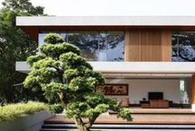 Architecture / Modern houses
