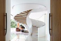 Interior design / Modern interiors