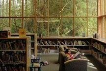 Libraries & Reading Nooks