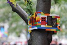 Lego / Wow designs in Lego
