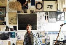 ART Workspaces / Inspiring Workspaces and Art Studio we admire