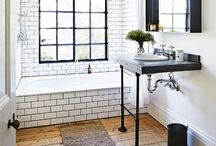 Bathrooms without the blah