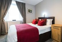 Room No.7 Derrybeg B&B Pitlochry / Pictures of Double room No.7 ground floor Derrybeg Bed and Breakfast Pitlochry
