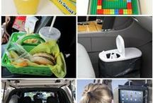 Ideas for Traveling with Kids / Tips for traveling with small kids.
