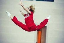 gymnastics * dance * ballet