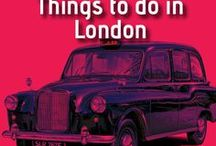 Things to do in London / Things to do in London. This board is the basis of one of our bucket lists!
