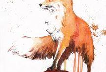 Foxy tattoos