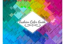 Color Guide For Fashion / Whether you're already a fashionista or you need a little help putting together the perfect outfit, Ledyz Fashions Boutique you covered! Learn how to combine styles, textures and colors, what is trending in fashion, and how to mix and match what you have and rock it! Summer colors, spring colors, fall colors, winter colors, color trends and fashion color trends.
