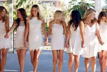 Shop White Dresses / Find gorgeous white dresses for any occasion at Ledyz Fashions. For nights out, our sexy white dresses, or that chic white lace dress for graduation. Off the shoulder white maxi dresses for destination weddings to white strapless dresses for bridal showers and engagement parties! You'll find a large collection of short white dresses, midi white dresses, white long dresses, white mini dresses, white homecoming dresses, white lace dresses, and white prom dresses.  www.ledyzfashions.com