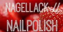 Nailpolish // Nagellack / Nagellacke und Swatches