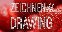 Zeichnen // Drawing / Anleitungen, Tipps & Tricks und Tools rund um das Thema Zeichnen