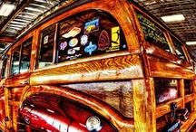 Vintage Autos / by Lucious Baltera