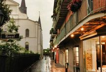 NOLA---the Big Easy, my kind of town / Laissez Les Bon Temps Rouler;                                         I have loved New Orleans my whole life! / by Peggy Obear