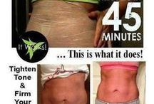 """Wraps of Hope / Distributor for those """"45 min. Crazy Wrap Things"""" Tighten, tone, and firm areas of your body that need it! They REALLY work!!"""